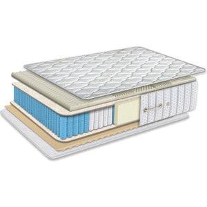 Матрас OrthoSleep Фитнес 1000 латекс мемори 200х200 цена
