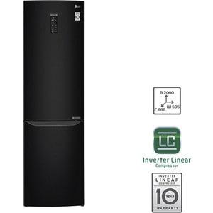 все цены на Холодильник LG GA-B499SBKZ онлайн