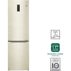 Холодильник LG GA-B499SEKZ для кошки