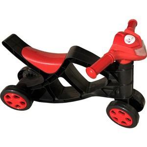 Минибайк для катания детей без звука DOLONI красный/черный 0136/01 (0136/01)