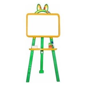 Фотография товара мольберт для рисования DOLONI магнитный желто-салатовый ( 013777/03) (695259)