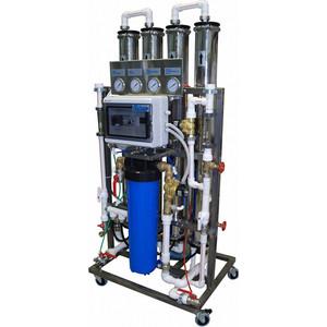 Фильтр обратного осмоса Гейзер Обратноосматическая установка RO 4x4040 1 куб.м/час (20333)