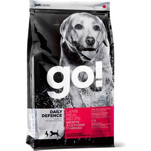 Сухой корм GO! Dog DAILY DEFENCE Lamb Meal Recipe со свежим ягненком для щенков и собак 2,72кг (10220) high quality china bailing acoustic violin 1 4 3 4 4 4 1 2 1 8 size with case