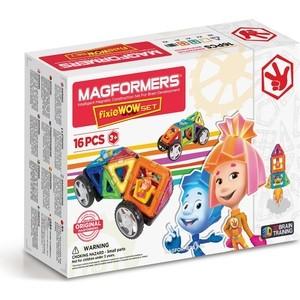 Магнитный конструктор Magformers Fixie Wow set (770001) конструкторы magformers магнитный pastelle 14 63096