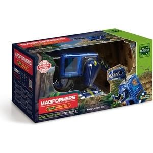 Магнитный конструктор Magformers Dino Rano set (716003) конструкторы magformers магнитный pastelle 14 63096