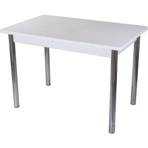Стол с камнем Домотека Альфа ПР (КМ 04 (6) БЛ 02)