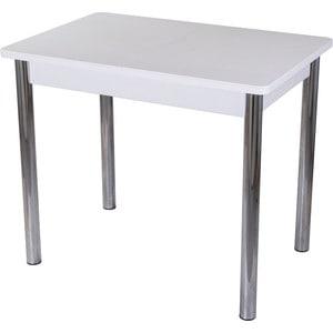 Стол с камнем Домотека Альфа ПР (-М КМ 04 (6) БЛ 02)