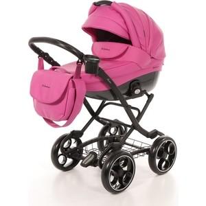 Коляска Mr Sandman Maestro (2 в 1) 100% Эко кожа Розовый (KMSM100-073113) коляска mr sandman guardian 2 в 1 фиолетовый kmsg 043614