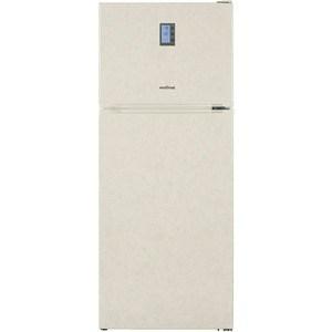 Холодильник VestFrost VF 473 EB двухкамерный холодильник vestfrost vf 465 eb