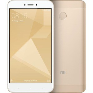 Смартфон Xiaomi Redmi 4X 16GB/2GB Gold сотовый телефон xiaomi redmi 4x 16gb gold
