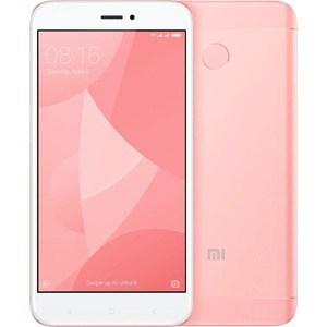 Смартфон Xiaomi Redmi 4X 16GB/2GB Pink dc v100 15mp cmos digital camera w 5x optical zoom 4x digital zoom sd slot pink 2 7 tft