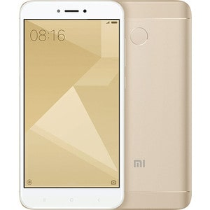 Смартфон Xiaomi Redmi 4X 32GB/3GB Gold слипоны face face fa024awagon5