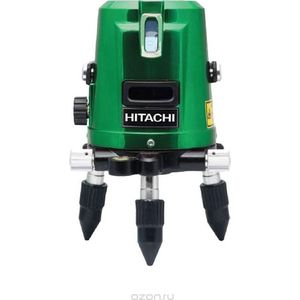 Лазерный уровень Hitachi HLL 50-2  уровень hitachi hll 20 set htc h00104