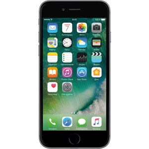 Смартфон Apple iPhone 6 32GB Space Gray (MQ3D2RU/A) телефон apple iphone 6 32gb a1586 space gray