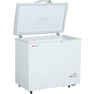 Морозильная камера Kraft BD(W)-275QX морозильный ларь kraft bd w 350qx белый