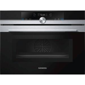 Электрический духовой шкаф Siemens CM633GBS1 цифровой фотоаппарат со сменной оптикой canon eos m5 ef m 15 45mm is stm