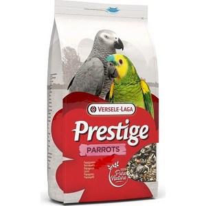 Корм VERSELE-LAGA Prestige Parrots для крупных попугаев 3кг корм вака люкс для крупных попугаев 800 гр