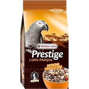 Корм VERSELE-LAGA Prestige Loro Parque African Parrot Mix для крупных африканских попугаев 15кг корм для птиц vitakraft menu vital для волнистых попугаев основной 1кг