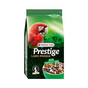 Корм VERSELE-LAGA Prestige Loro Parque Ara Parrot Mix для крупных попугаев породы Ара 15кг цены онлайн