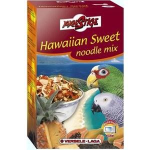 Кормовая добавка VERSELE-LAGA Hawaiian Sweet Noodle Mix для попугаев 400г корм для птиц versele laga budgies для волнистых попугаев 1кг
