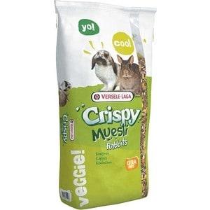 Корм VERSELE-LAGA Crispy Muesli Rabbits для кроликов 20кг книжки игрушки мозаика синтез кто бывает круглым