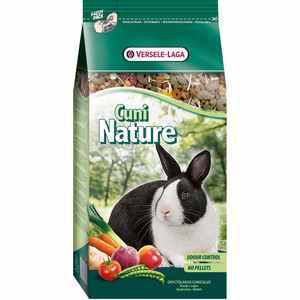 Корм VERSELE-LAGA Nature Cuni для кроликов 2,5кг корм versele laga nature chinchilla для шиншилл 10кг