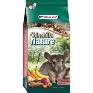 Корм VERSELE-LAGA Nature Chinchilla для шиншилл 2,5кг корм versele laga nature chinchilla для шиншилл 10кг