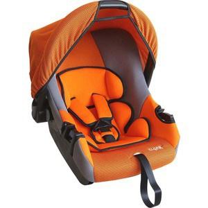 Автокресло Siger Эгида ЛЮКС оранжевый, 0-1,5 лет, 0-13 кг, группа 0+ цены онлайн