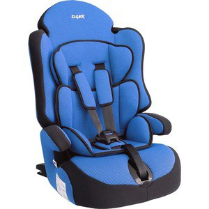 Автокресло Siger Прайм ISOFIX синий, 1-12 лет, 9-36 кг, группа 1/2/3 free shipping fs150r12ke3 no new old components good quality can directly buy or contact the seller