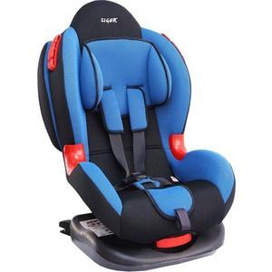 Автокресло Siger Кокон ISOFIX синий, 1-7 лет, 9-25 кг, группа 1/2 блин крашенный черный d30мм bhpl101 d30 1 25 1 25 кг