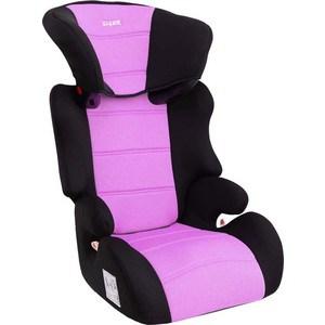 Автокресло Siger Смарт фиолетовый, 3-12 лет, 15-36 кг, группа 2/3 автокресло siger смарт серый 15 36 кг