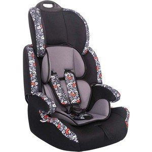 Автокресло Siger ART Стар гр.1/2/3 алфавит, 1-12 лет, 9-36 кг, группа 1/2/3 universal pu leather car seat covers for toyota corolla camry rav4 auris prius yalis avensis suv auto accessories car sticks