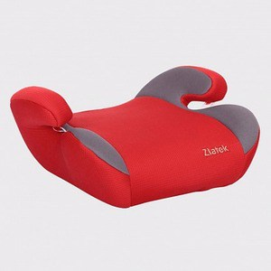 Автокресло Zlatek Raft красный, 6-12 лет, 22-36 кг, группа 3 автокресло zlatek atlantic красный 1 12 лет 9 36 кг группа 1 2 3
