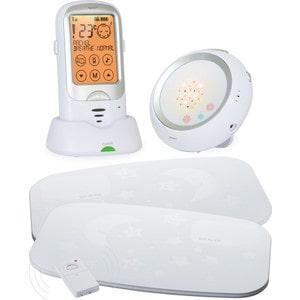 все цены на  Радионяня Ramili Baby с расширенным монитором дыхания RA300SP2  онлайн