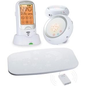 Радионяня Ramili Baby с двумя детскими блоками и монитором дыхания RA300DuoSP
