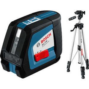Построитель плоскостей Bosch GLL 2-50 + BS 150 (0.601.063.105)