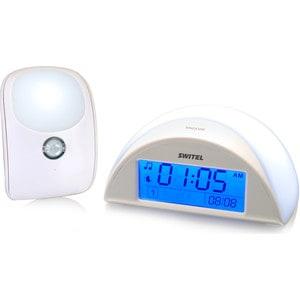Автоматический детский ночник SWITEL с функцией радионяни BC110 автоматический детский ночник switel с функцией радионяни bc110