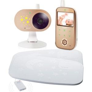 Видеоняня Ramili с расширенным монитором дыхания Ramili Baby RV1200SP2