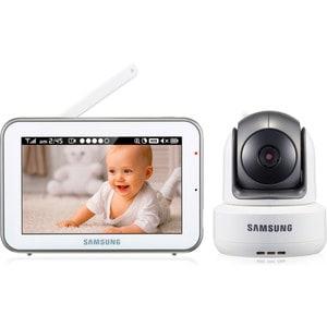 Видеоняня Samsung SEW-3043WP камера vikcam c25 720p hd ip камера двухсторонняя аудио 360 градусов угол обзора тройной поток безопасности
