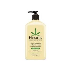 Молочко HEMPZ Sweet Pineapple&Honey Melon Herbal Body Moisturizer для тела увлажняющее Ананас & Медовая Дыня 500 мл (110-2288-03) shakespeare honey 500