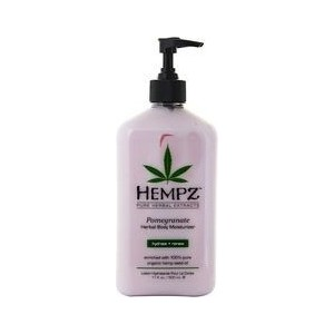 Молочко HEMPZ Pomegranate Herbal Body Moisturizer для тела увлажняющее Гранат 500 мл (110-2125-03) good quality replacement capacitive touch screen digitizer tablet panel for 7 inch irbis tx 17 free shipping