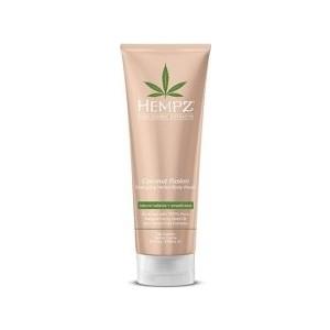 Гель HEMPZ Coconut Fusion Energizing Herbal Body Wash для душа Бодрящий Кокос 250 мл (110-2243-03) hempz гель для душа тройное увлажнение triple moisture herbal body wash 250 мл