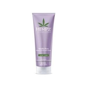 Гель HEMPZ Vanilla Plum Herbal Body Wash для душа Ваниль & Слива 250 мл (676280022133)