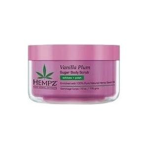 Скраб HEMPZ Vanilla Plum Herbal Sugar Body Scrub для тела Ваниль и Слива 176 гр. (110-2138-03) herbal muscle