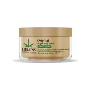 Скраб HEMPZ Original Herbal Sugar Body Scrub для тела Оригинальный 176 гр. (110-2137-03) скраб aqua mineral total silk body scrub forest dreams 475 гр