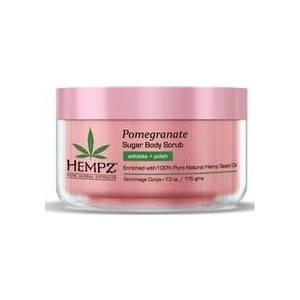 Скраб HEMPZ Body Scrub - Sugar & Pomegranate для тела Сахар и Гранат 176 гр. (676280015494)