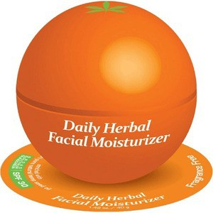 Крем HEMPZ Daily Herbal Facial Moisturizer для лица солнцезащитный увлажняющий Юдзу и Карамбола SPF 30 40 гр. (110-2265-03)