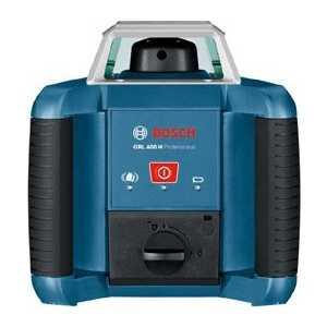 Нивелир лазерный ротационный Bosch GRL 400 H (0.601.061.800) sprut kamo 6 15g 60mm grl 3d