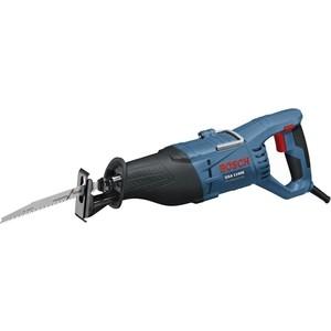 Сабельная пила Bosch GSA 1100 E (0.601.64C.800) набор bosch ножовка gsa 18v 32 0 601 6a8 102 адаптер gaa 18v 24