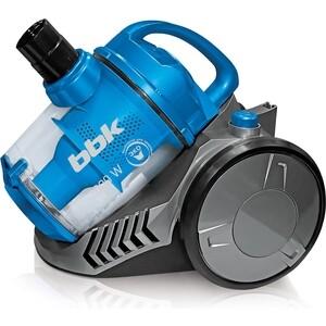Пылесос BBK BV1506 темно-синий/серый фен bbk bhd0800 темно синий bhd0800